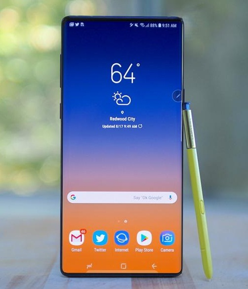 Samsung Galaxy Note 10 Price in UAE, Specs & Review